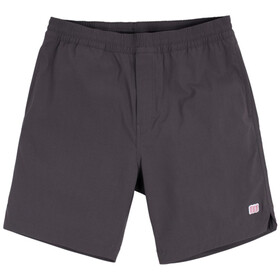 Topo Designs Global Shorts Men charcoal